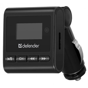 Модулятор FM Defender RT-Basic 83554