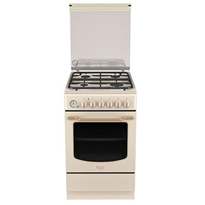 Плита Hotpoint-Ariston HT5GM4AF C(OW) EA