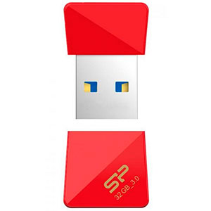 Накопитель Flash Silicon Power Jewel J08 32Gb USB 3.0