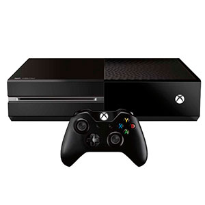 Игровая приставка Microsoft Xbox One 500Gb + Kinect + кода Dance Central, Sports Rivals, Zoo Tyco