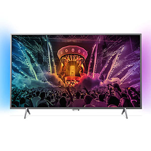 Телевизор Philips ЖК 49PUS6401 LED (Ultra HD)