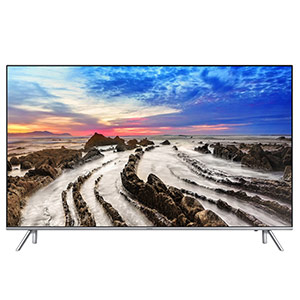 Телевизор Samsung ЖК UE-55MU7000U LED (Ultra HD)