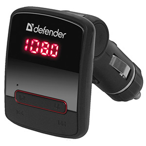 Модулятор FM Defender RT-Hit 68010