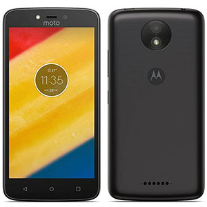 Смартфон Motorola C 3G XT1750, 8Gb black