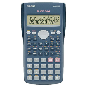 Калькулятор Casio FX-82MS