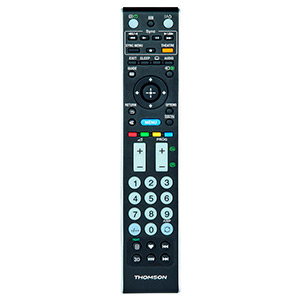 Пульт ДУ универсальный Thomson ROC1105 / 132500 Sony TVs