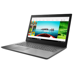 Ноутбук Lenovo IdeaPad 320-15IAP/Pen N4200/4Gb/1Tb/R530M 2Gb/WiFi/BT/Cam/W10 black