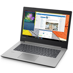 Ноутбук Lenovo IdeaPad 330-14AST / E2 9000 / 4Gb / 500Gb / R2 / WiFi / BT / Cam / W10 grey