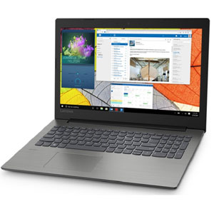 Ноутбук Lenovo IdeaPad 330-15IGM / Pen N5000 / 4Gb / 500Gb / shared / WiFi / BT / Cam / W10 black