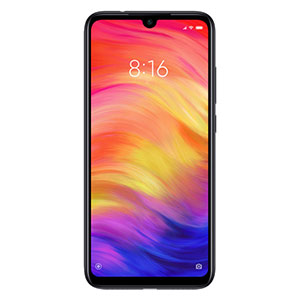 Смартфон Xiaomi Redmi Note 7 64GB + 4Gb Black