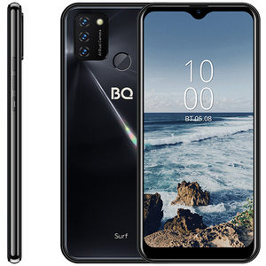 Смартфон BQ 6631G Surf, 3G, 16Gb + 2Gb Black