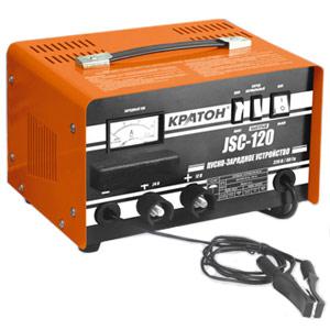 Пуско зарядное устройство кратон jsc 120