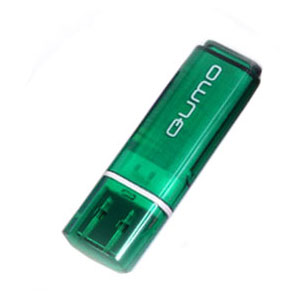 Накопитель Flash QUMO 8GB Optiva-01